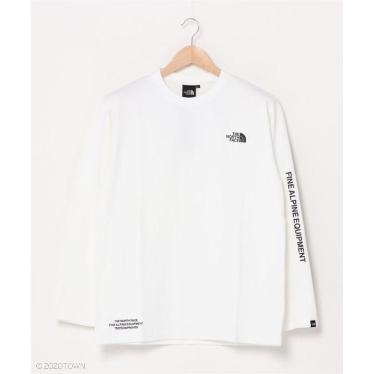 【THE NORTH FACE】 THE NORTH FACE/ザ・ノースフェイス L/S Tested Proven Tee