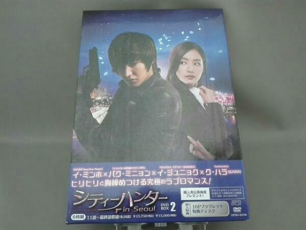 シティーハンター in Seoul DVD-BOX1 グッズの画像