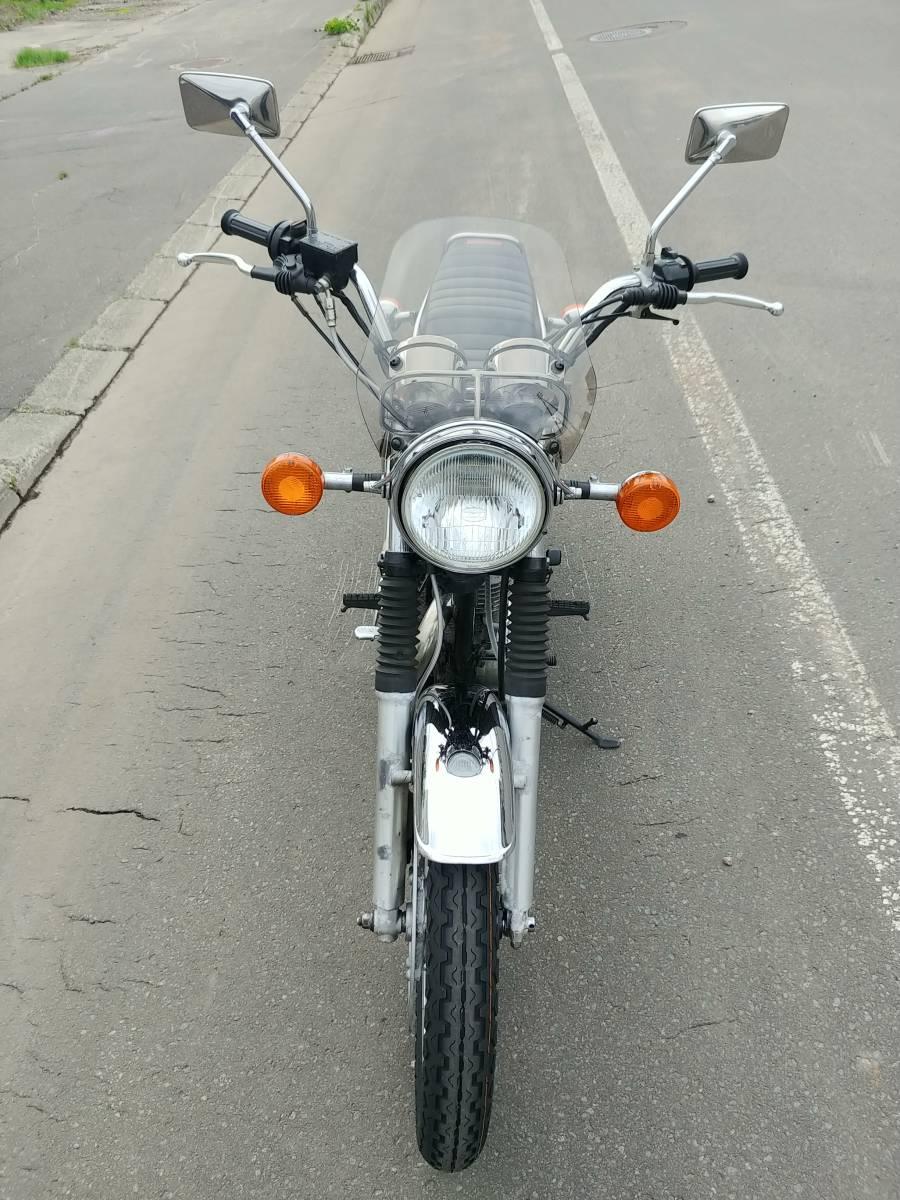 「ヤマハ SR400」の画像2