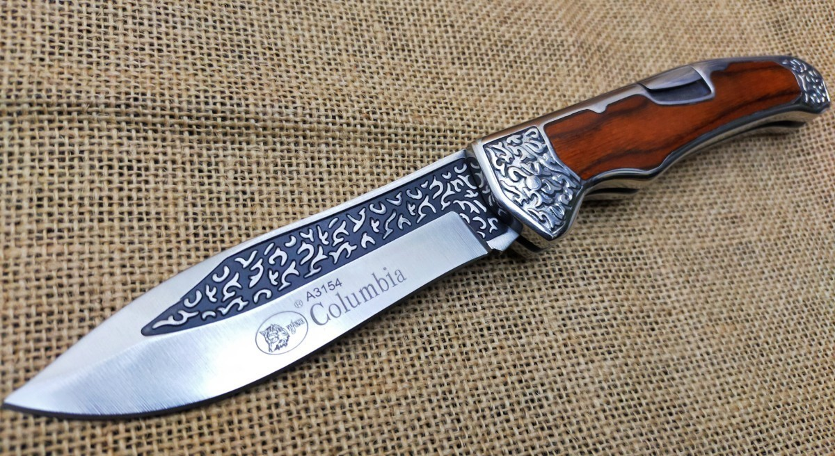 COLUMBIA KNIFE フォールディングナイフ A3154 折りたたみナイフ 折り畳み