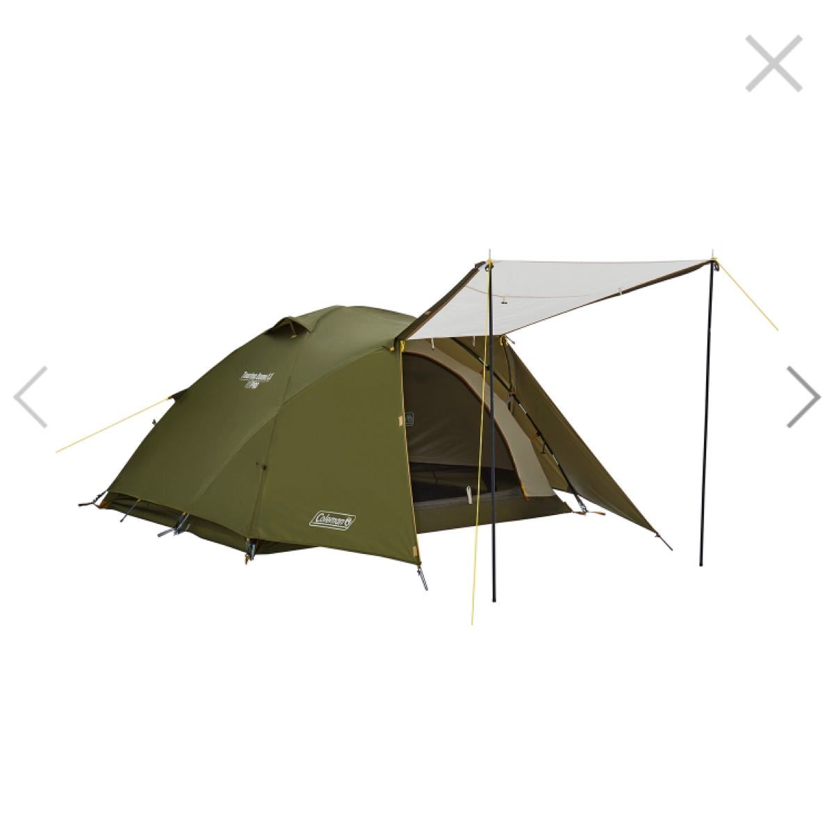 完売★新品 Coleman コールマン ツーリングドーム/LX 2〜3人用 キャンプ テント タープ 焚き火 snow peak