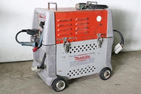 TB526マキタmakita バッテリー溶接機 WB151MF◇バッテリーウェルダー/工具/DIY/接着/補修/ガレージ/実用不明/古道具タグボート_画像1