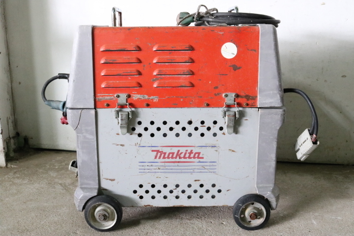 TB526マキタmakita バッテリー溶接機 WB151MF◇バッテリーウェルダー/工具/DIY/接着/補修/ガレージ/実用不明/古道具タグボート_画像8
