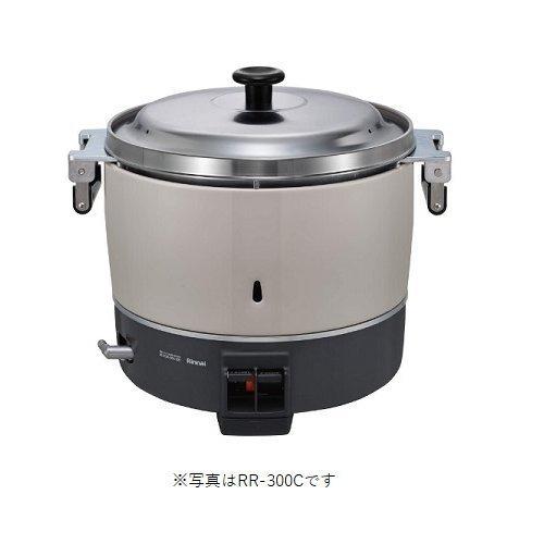 ●開封済み未使用品 リンナイ 業務用ガス炊飯器 RR-300C 3升炊(6L) 都市ガス(12A/13A)用ご来店引取りも歓迎●_※参考画像です