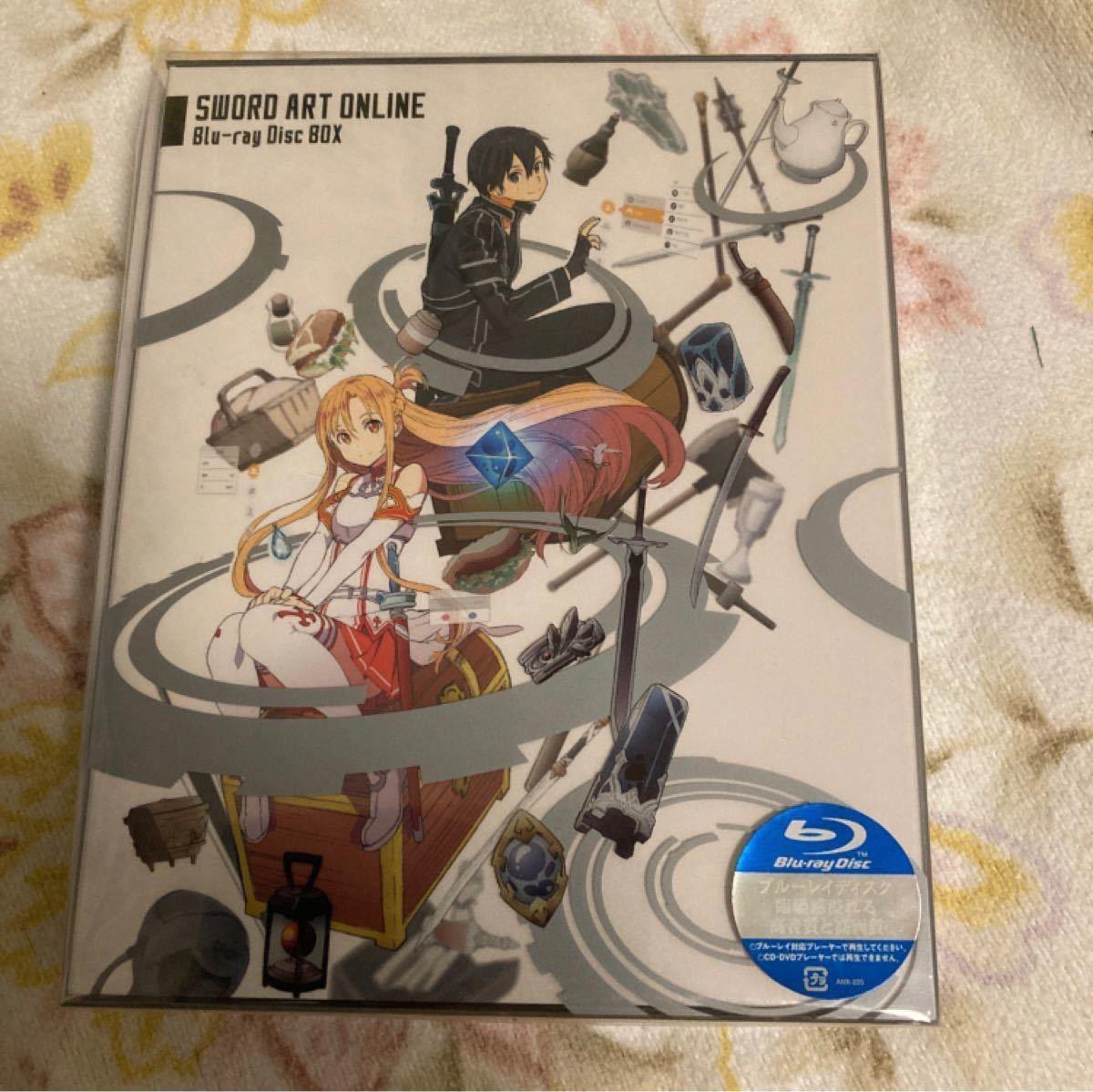 ソードアート・オンライン 1期 Blu-ray BOX SAO 完全生産限定版