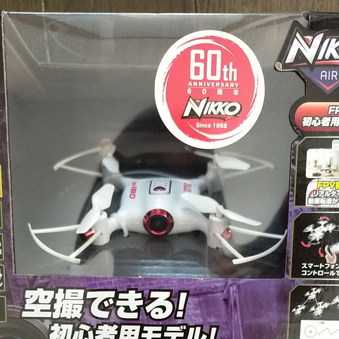 ドローン小型カメラ付き NIKKO LIVESTYLE type-180