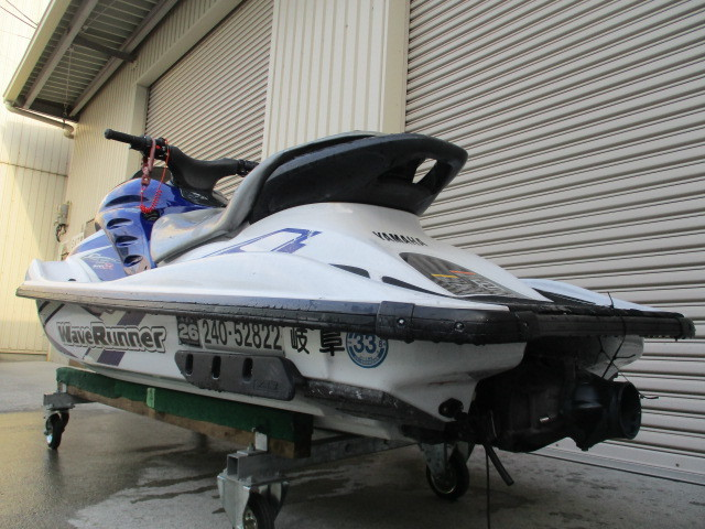 「YAMAHA☆ヤマハ・MJ-800GP-R☆初爆確認済み♪書類付き・中古艇や予備艇などに♪」の画像3