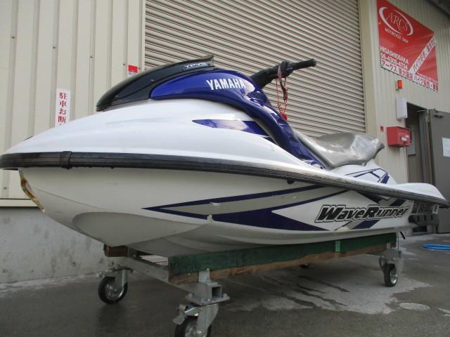 「YAMAHA☆ヤマハ・MJ-800GP-R☆初爆確認済み♪書類付き・中古艇や予備艇などに♪」の画像1