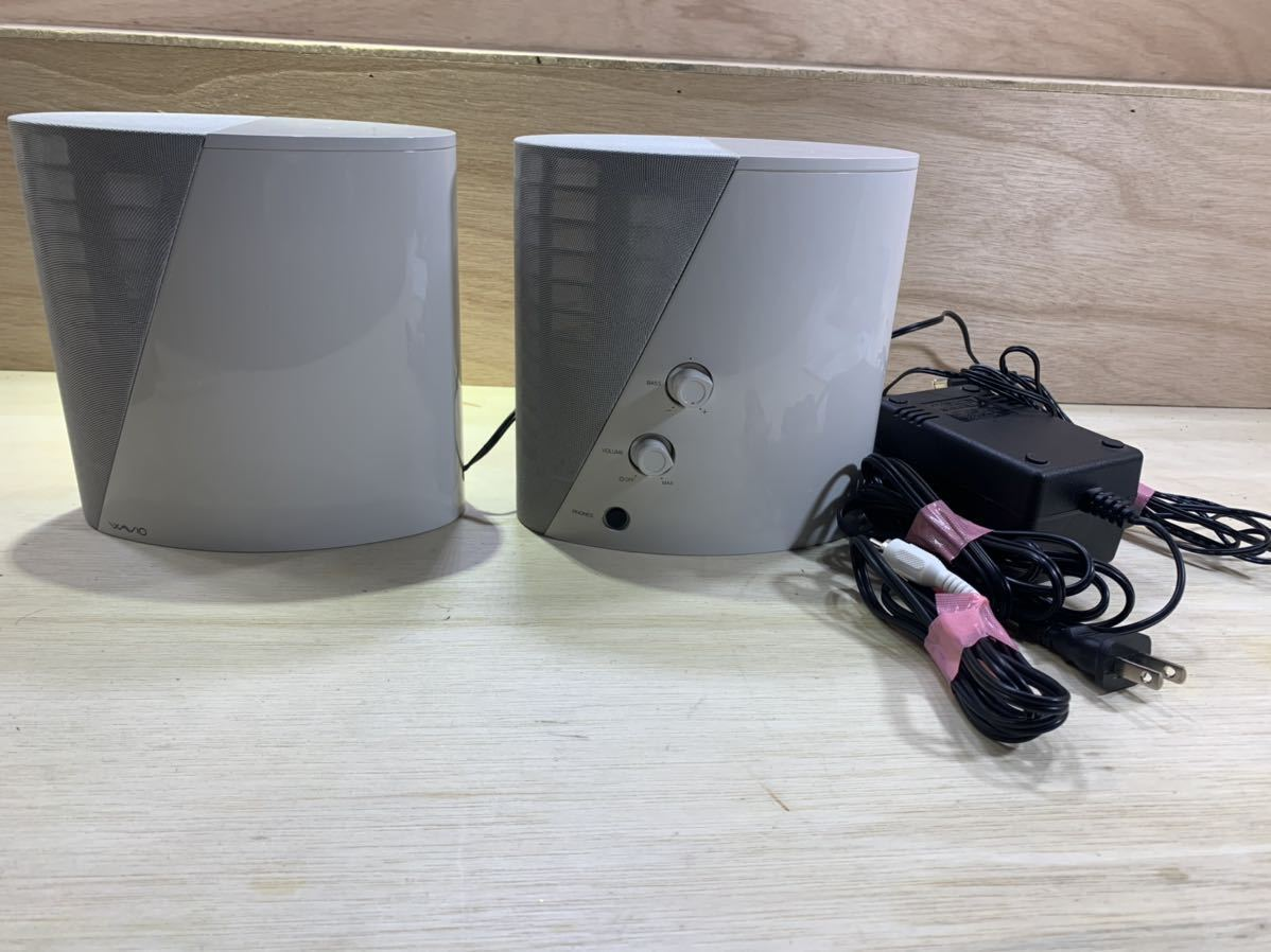 ONKYO/オンキヨー/WAVIO/アンプ内蔵スピーカー/6W+6W/GX-R3X(W)/プラチナホワイト/スピーカー_画像1