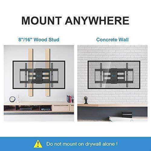 お待ち堂様 RENTLIV テレビ壁掛け金具 大型 37-70インチ対応 アーム式 耐荷重60kg LCD LED 液晶テレビ用 前後&左右&上下多角度調節可能_画像3
