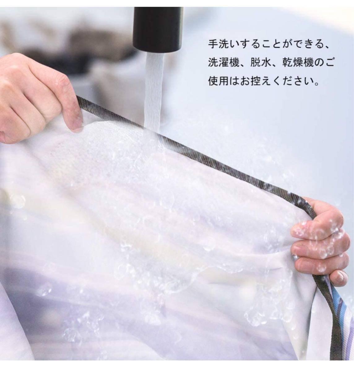 レジャーシート厚手 汚れない撥水 折りたたみ 洗濯機で洗える ギンガムチェック サイズ: 150*100