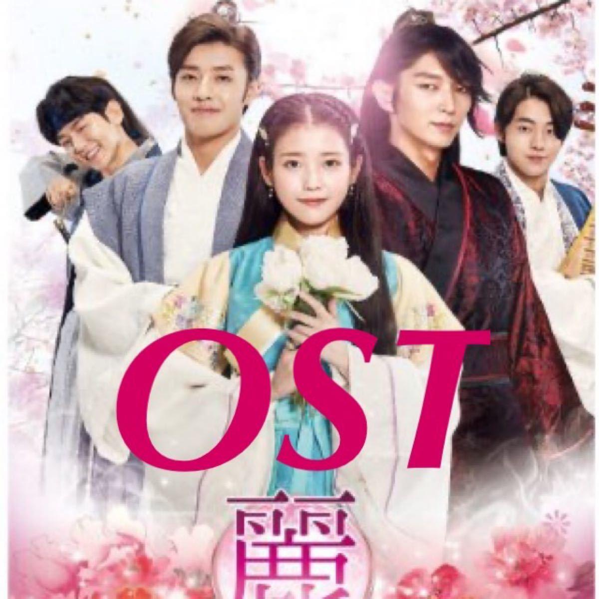 麗  レイ  OST  DVD  レーベル有り  イ・ジュンギ  カン・ハヌル  IU