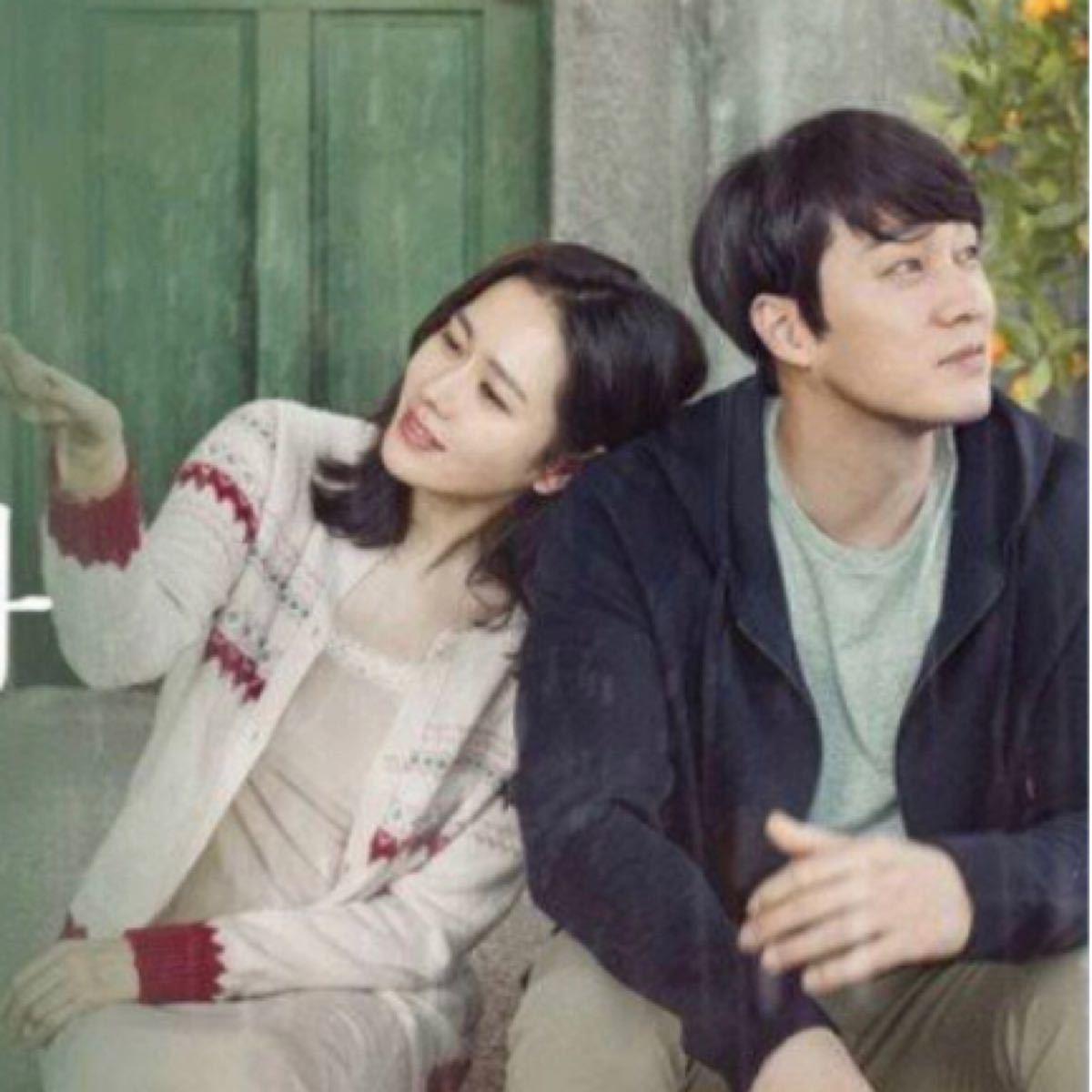 韓国映画  いま会いにゆきます  ソ・ジソプ  ソン・イェジン  DVD  日本語吹替有り  レーベル有り