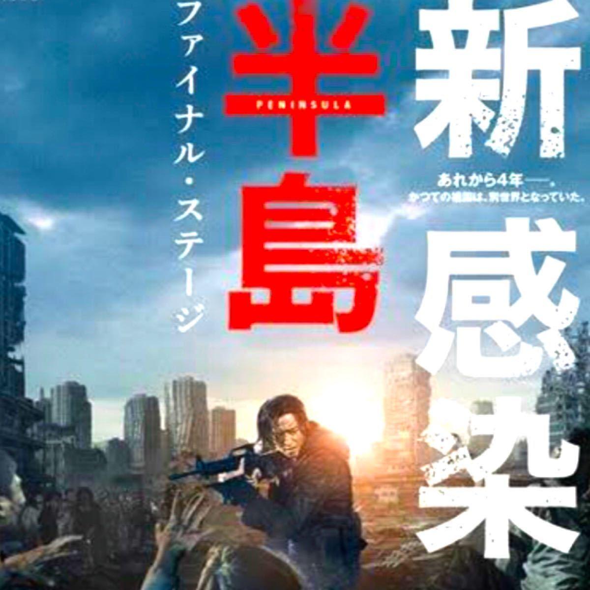 韓国映画  新感染  半島  ファイナル・ステージ  DVD  日本語吹替有り  レーベル有り  カン・ドンウォン
