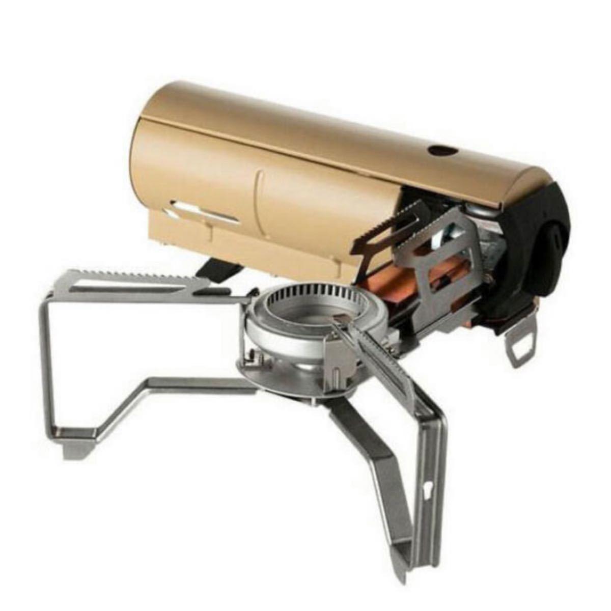 【新品未使用】スノーピーク HOME&CAMPバーナー  GS-600