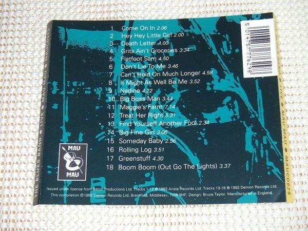 廃盤 The Blues Band Live/6曲追加盤 Tom McGuinness ( Manfred Mann ) Dave Kelly ( tramp )在籍 Paul Jones Jo-Ann Kelly Ian Stewart 等