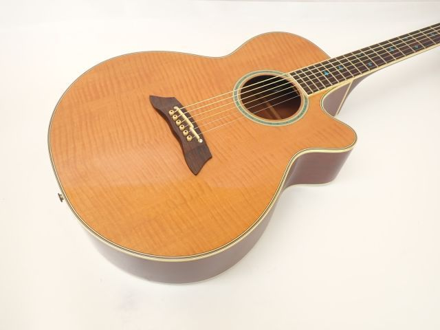 Takamine タカミネ エレアコギター PT-108 ハードケース付き □ 605E7-6
