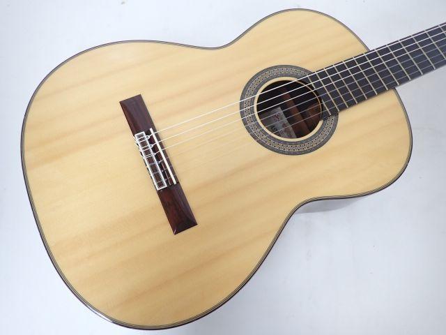 <良品> ASTURIAS クラシックギター プレリュード PRELUDE S 1990年製 ケース付 アストリアス 2018年製 △ 60931-1