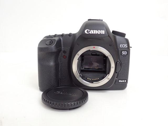 Canon デジタル一眼レフカメラ EOS 5D MarkII ボディ キヤノン キャノン ◆ 6065B-1