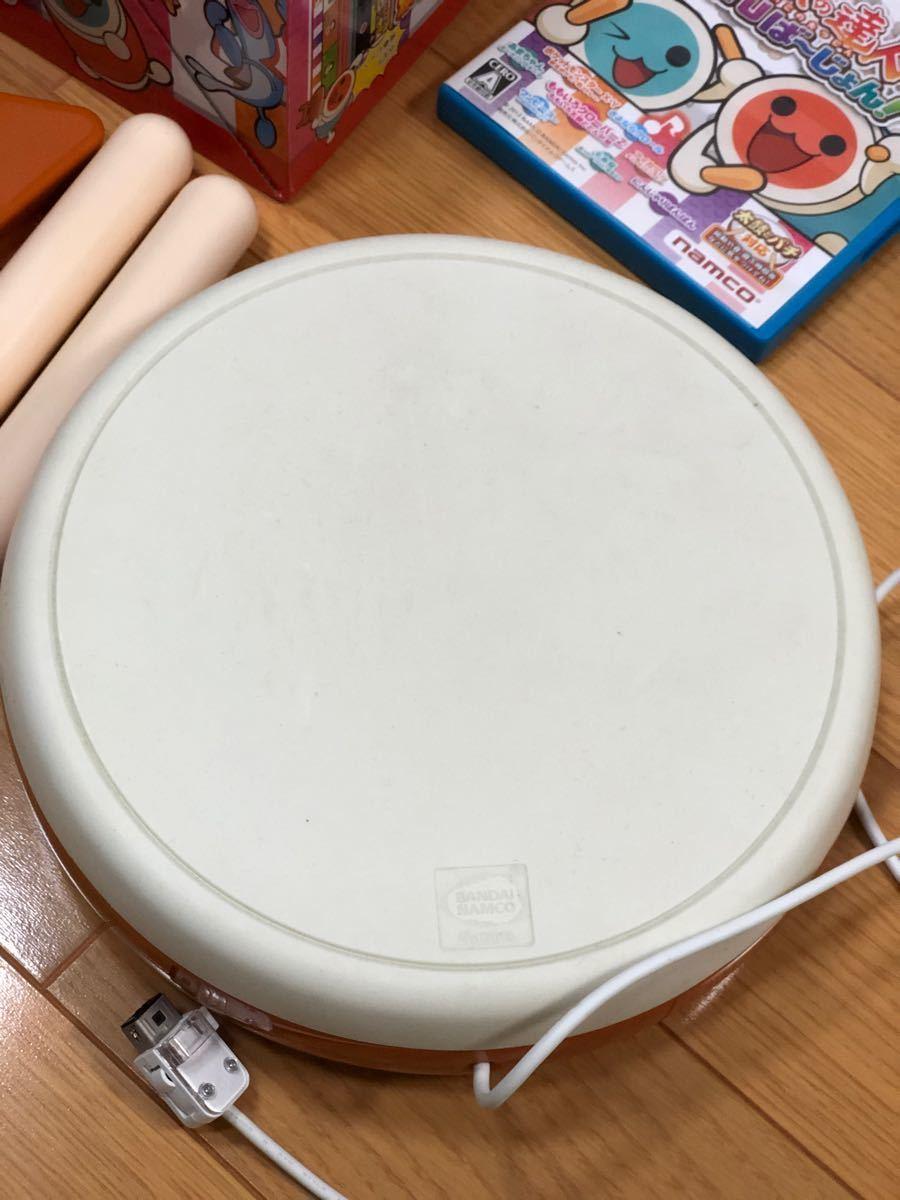 太鼓の達人 Wii Uば~じょん!