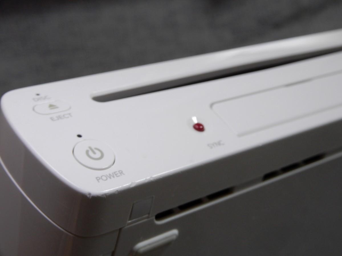 n289▼ WiiU本体+ ゲームパッド シロ スプラトゥーン内蔵◇任天堂