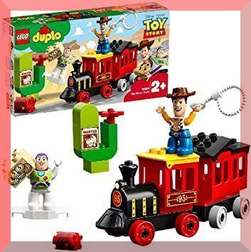 レゴ(LEGO) デュプロ トイ・ストーリー・トレイン 10894 ディズニー ブロック おもちゃ 女の子 男の子 _画像1