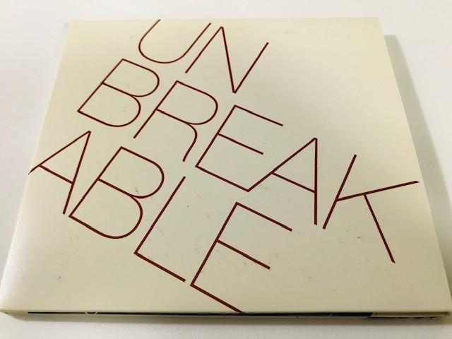 【CD】backSTREET BOYS - UNBREAKABLE / バックストリートボーイズ - アンブレイカブル 国内盤 BVCP-21536(88697-17385-2)