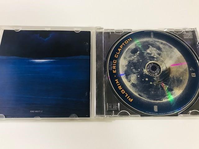 【CD】Eric Clapton - PILGRIM / エリック・クラプトン - ピルグリム 輸入盤 9362-46577-2