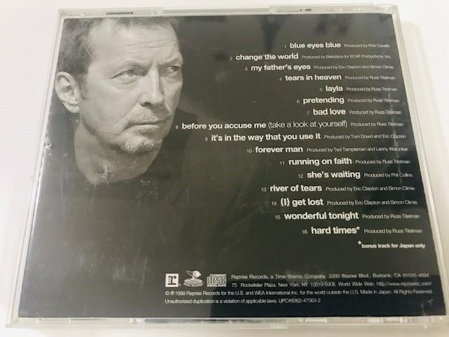 【CD】Eric Clapton - the best of eric clapton / エリック・クラプトン - ザ・ベスト・オブ・エリッククラプトン 国内盤 WPCR-10600