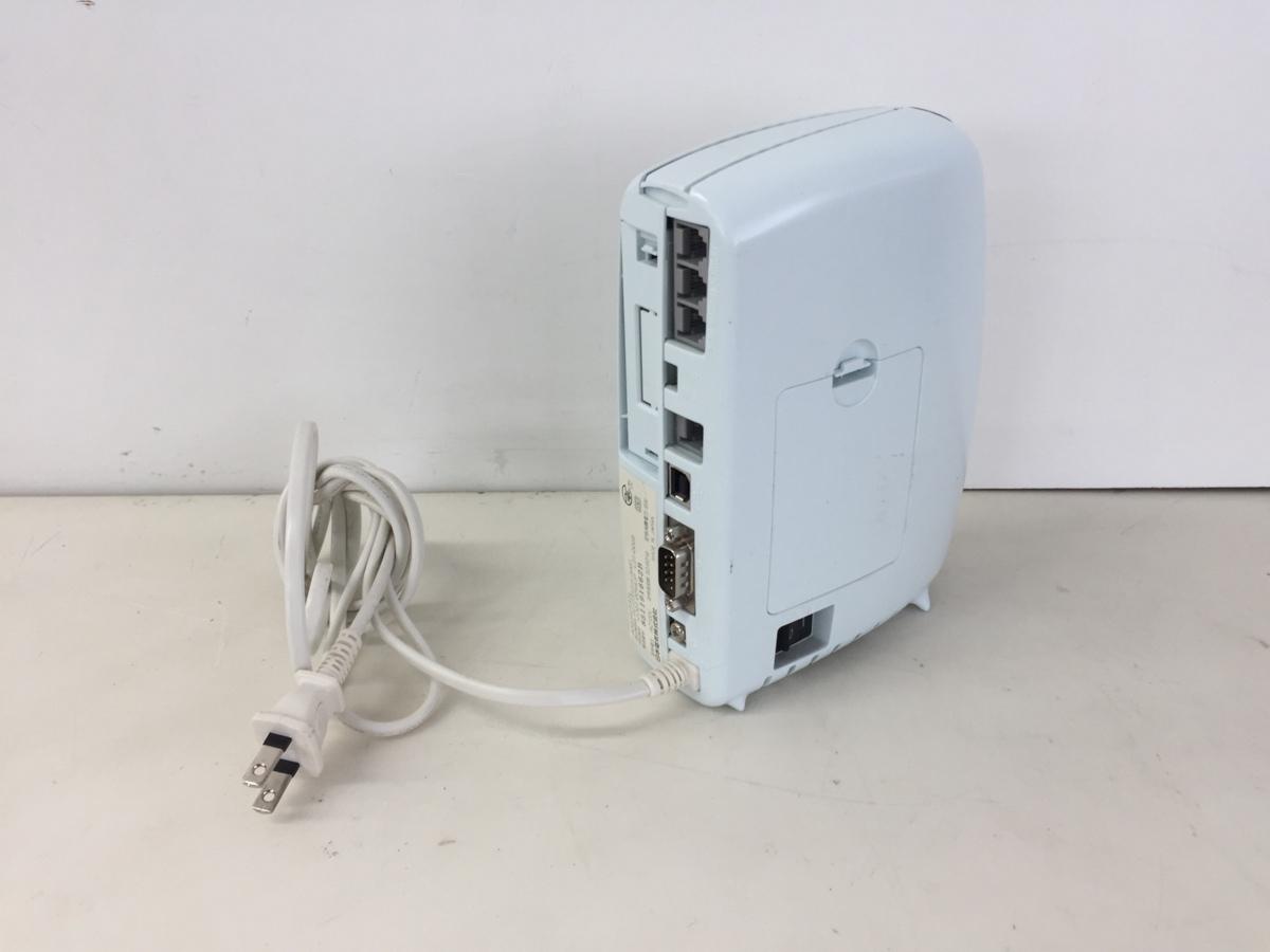 NEC製ISDNターミナルアダプタ★AtermlT31L★LPC-IT31D1(MW) (管2B8-N16)_画像3