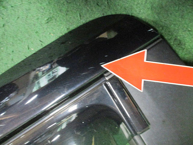 H24年 ■パレットSW (リミテッドII) DBA-MK21S 後期 【電動】スライドドア 左■ 純正(ZJ3 ブルーイッシュブラックパール3)【岐阜発】_画像6