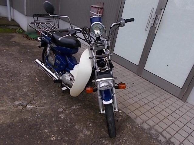 「ヤマハ メイト T90 エンジン良好 現状渡し 長崎発 佐賀福岡熊本」の画像2