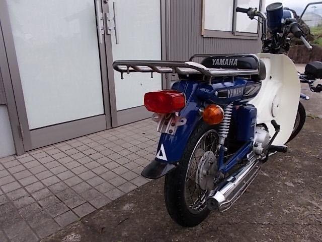 「ヤマハ メイト T90 エンジン良好 現状渡し 長崎発 佐賀福岡熊本」の画像3