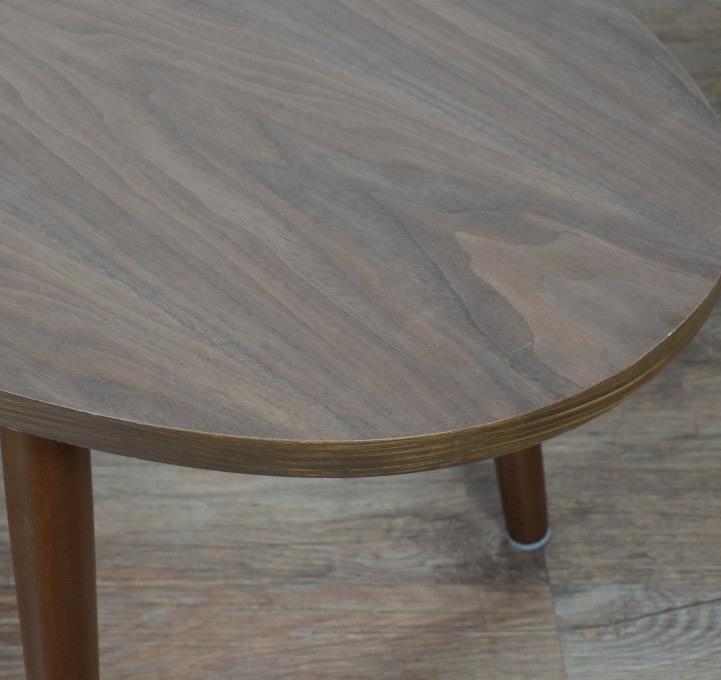 送料無料【新品】おしゃれ 木目が綺麗な 引き出し付き テーブル アウトレット 座卓 センターテーブル FF2567_画像2
