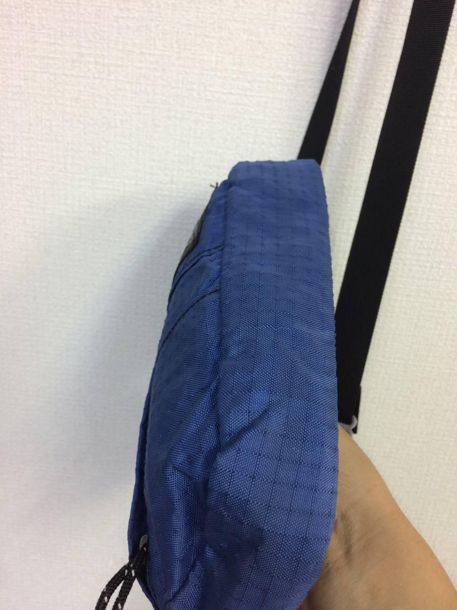 USA製 廃盤 グレゴリー ポッシブルポケットSショルダーポーチ ブルー GREGORY 旧タグ