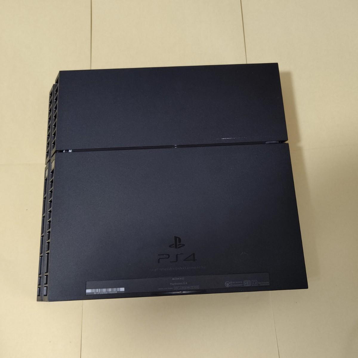 PlayStation 4 本体 PS4 500GB CUH-1200AB01