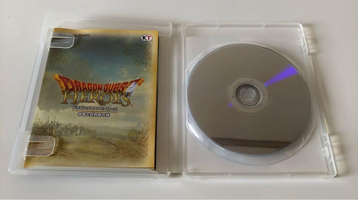ドラゴンクエストヒーローズ闇竜と世界樹の城 ドラゴンクエストヒーローズ PS3