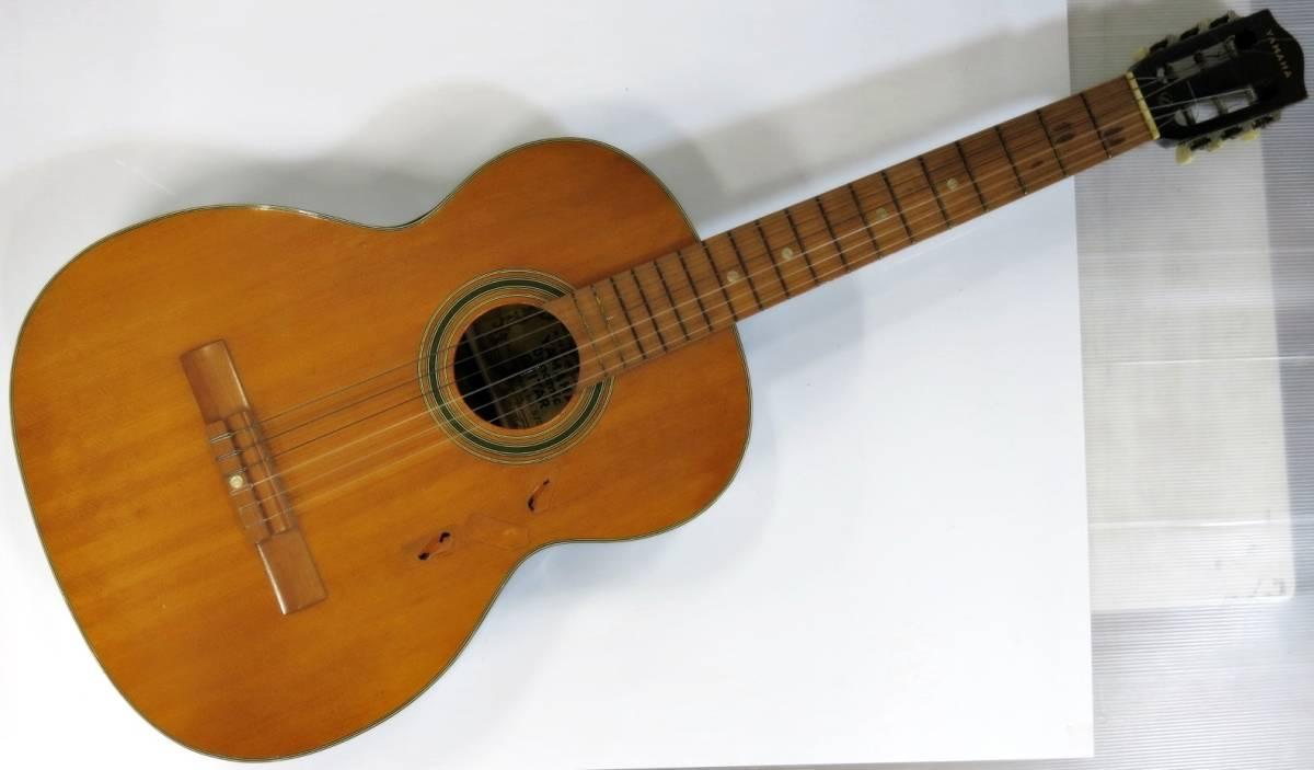 YAMAHA ヤマハ ダイナミックギター 動作良好 Dynamic Guitar S70 クラシックギター 弦楽器 ギター 楽器_画像1