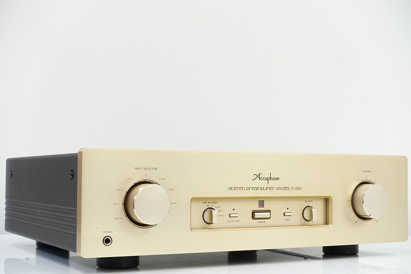 ■□Accuphase C-250 プリアンプ アキュフェーズ□■008162004□■