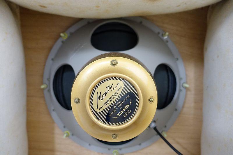 ■□【全国発送可】TANNOY Monitor GOLD Type LSU/HF/15/8 スピーカーペア 英国オリジナル箱 タンノイ□■006631001W-2□■_画像6