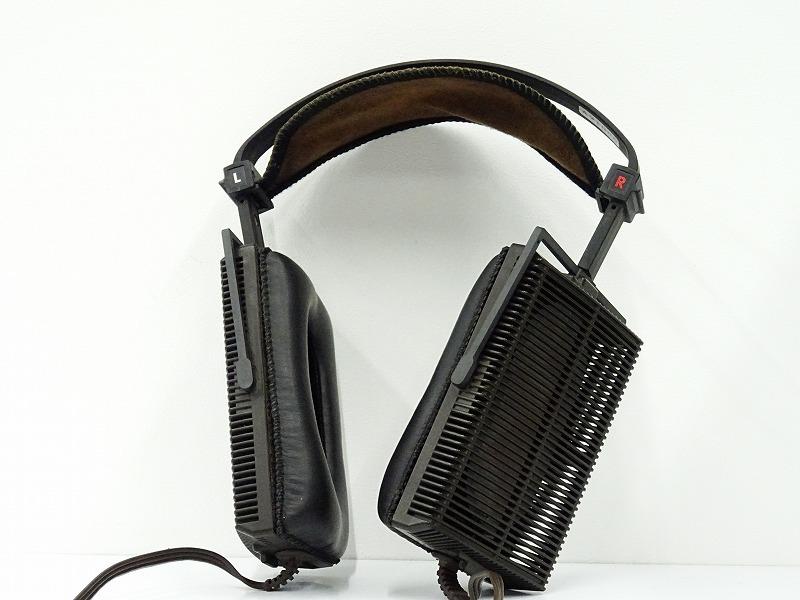 ■□STAX SR-Λ Signature コンデンサー型 ヘッドフォン スタックス□■008156003□■