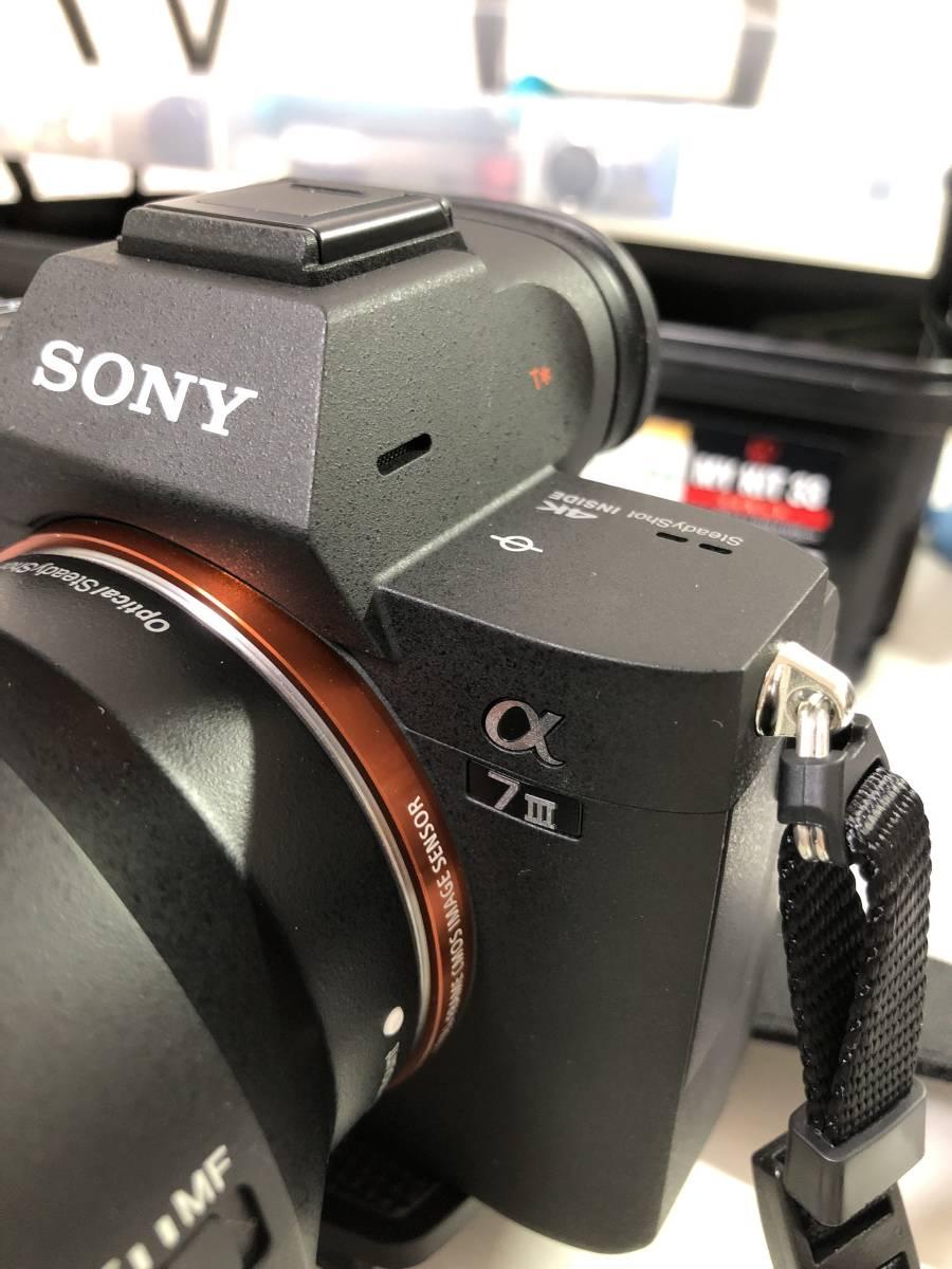α7 III (一眼レフ) + SEL24105G (レンズ) + 64GB (SDカード) SONY_画像2