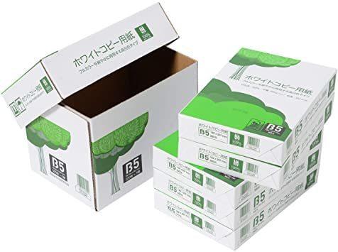 【新品】A3 【セット買い】コピー用紙 A3 コピーペーパー 高白色 紙厚0.09mm 1500枚 (500×38TQ1_画像7
