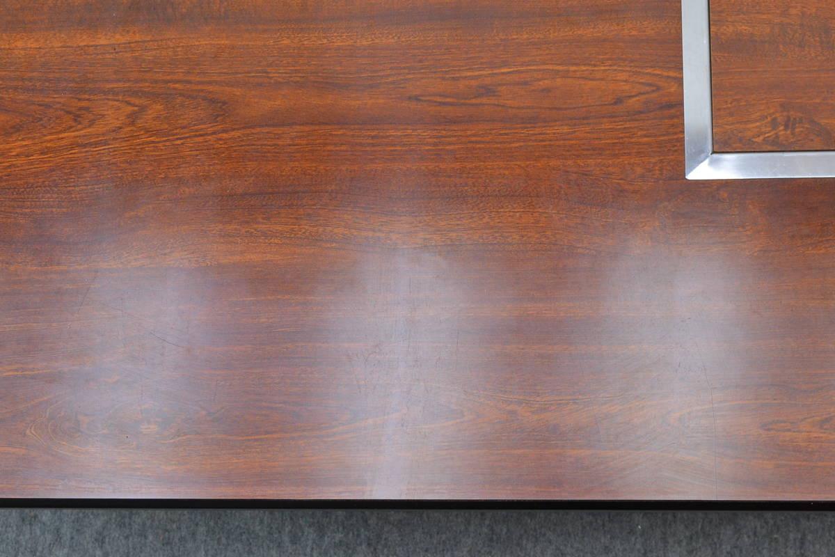 h897■SILKROOM■ロースターテーブル LPガス■外寸 約幅1500×奥行き750×高さ320mm■S-62_画像8