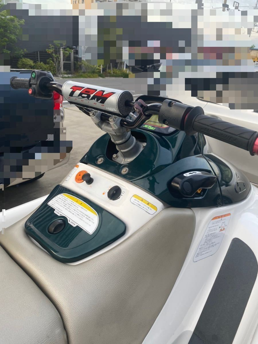 「Kawasaki STS900 超美艇!トレーラー付き!愛知発 アワー79 」の画像2