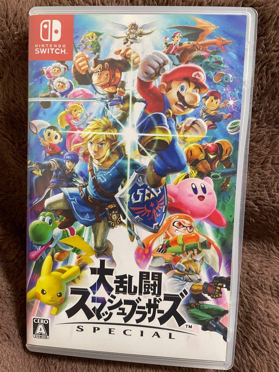 大乱闘スマッシュブラザーズSPECIAL Nintendo Switch スマブラ Switchソフト