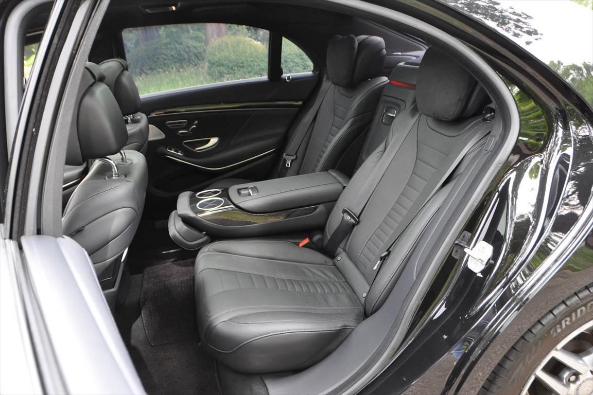メルセデスベンツ S550ロング AMGライン レーダーセーフティpkg 2020年版ナビ TV走行視聴OK パノラミックスライディング ETC 車検5年9月_画像10
