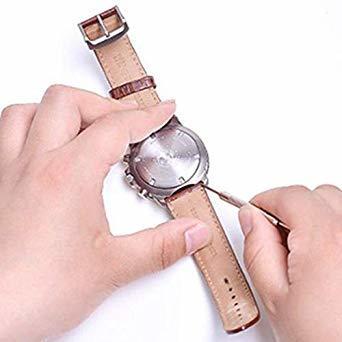 腕時計修理セット (10点セット)腕時計ベルト調整 腕時計修理ツール 工具セット 腕時計バンド調整_画像5