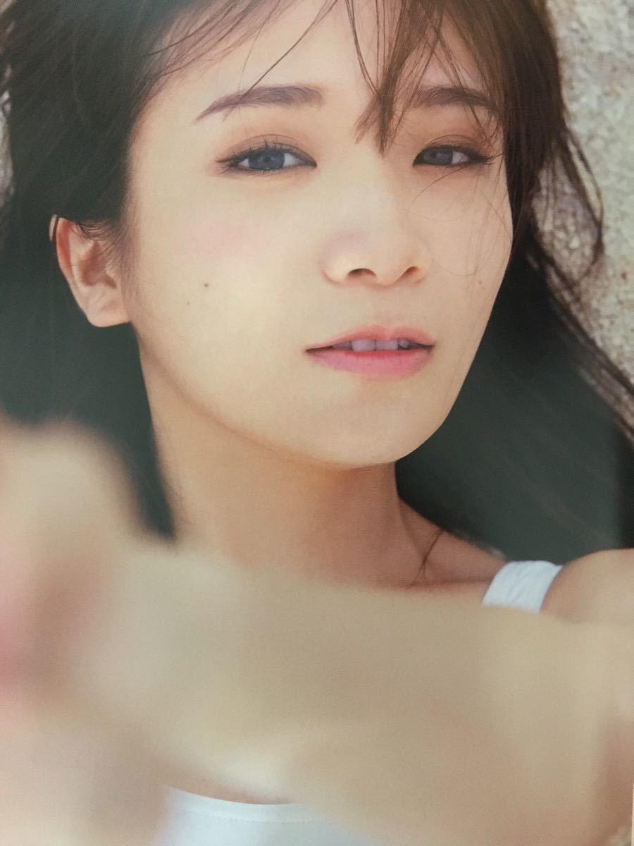 乃木坂46 秋元真夏2nd写真集 『しあわせにしたい』 初版 帯付き ポストカード付き
