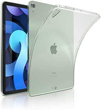 即決☆ QB透明 Maxku9Y-E7for iPad 10.9インチ 2020 ケース ソフト クリア 耐衝撃 薄型 軽量 透_画像1